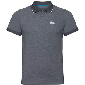 Odlo Nikko SS Polo Herren diving navy melange